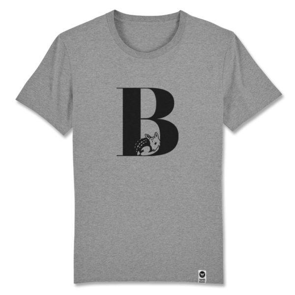 Bambi, bambiboom Typo T-Shirt ABC der Tiere