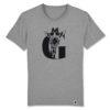 Giraffe, bambiboom Typo T-Shirt ABC der Tiere