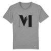 Maulwurf, , bambiboom Typo T-Shirt ABC der Tiere