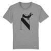 Nilpferd, bambiboom Typo T-Shirt ABC der Tiere