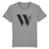 Waschbär, bambiboom Typo T-Shirt ABC der Tiere