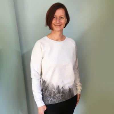 Wolkenwald Damen Sweatshirt