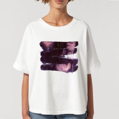 Damen T-Shirt Blam
